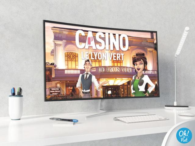 Casino Lyon Vert